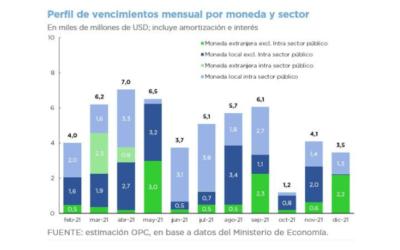 OPERACIONES DE DEUDA PÚBLICA – ENERO 2021