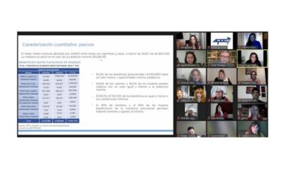 Los desafíos del Sistema Previsional argentino – Presentación de la OPC