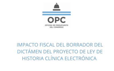 FISCAL IMPACT OF THE DRAFT OPINION ON THE ELECTRONIC MEDICAL RECORD BILL