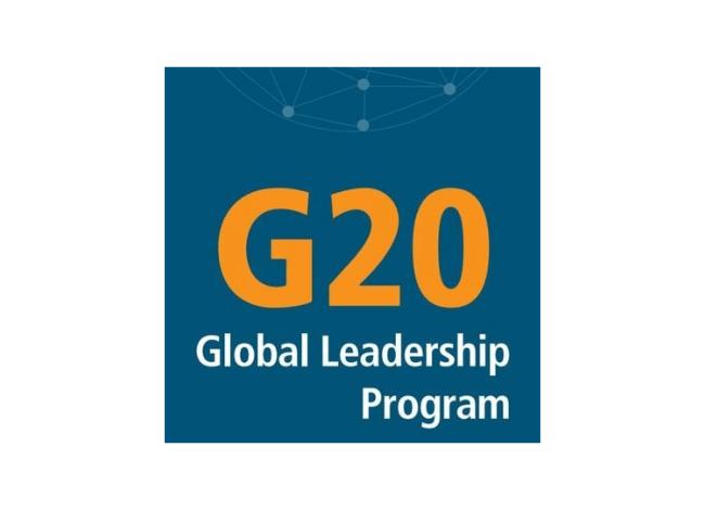 LOGO G 20