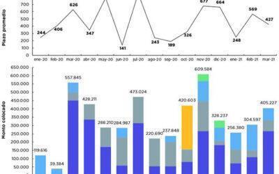 PUBLIC DEBT OPERATIONS – MARCH 2021