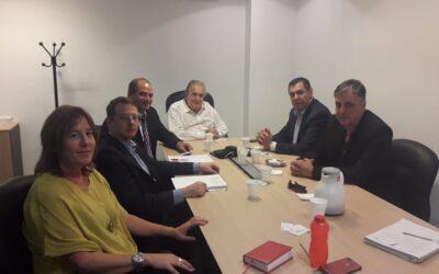 La OPC se reunió con la Comisión Federal de Impuestos