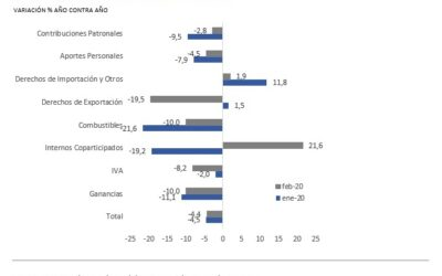 ANALYSIS OF NATIONAL TAX REVENUE – FEBRUARY 2020
