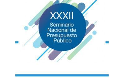 XXXII Seminario Nacional de Presupuesto Público en Tucumán